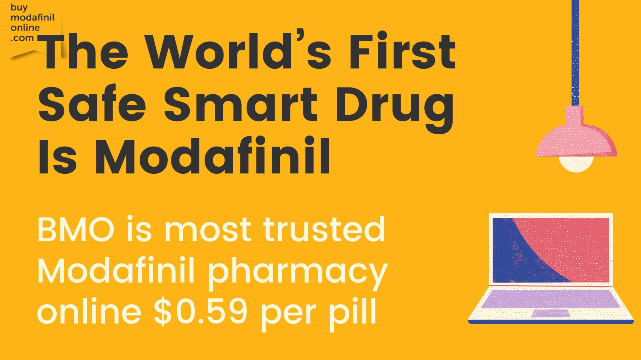 The World's First Safe Smart Drug