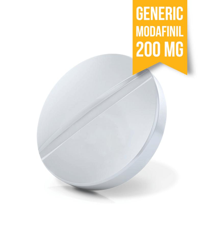 Modafinilo genérico 200 mg
