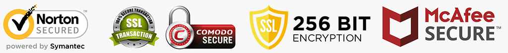 Norton SSL Secure 256 Encryption