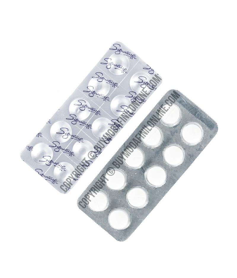 Modafinil Armodafinil en pack combiné